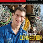 Making the Connection – Recycling Today Cover