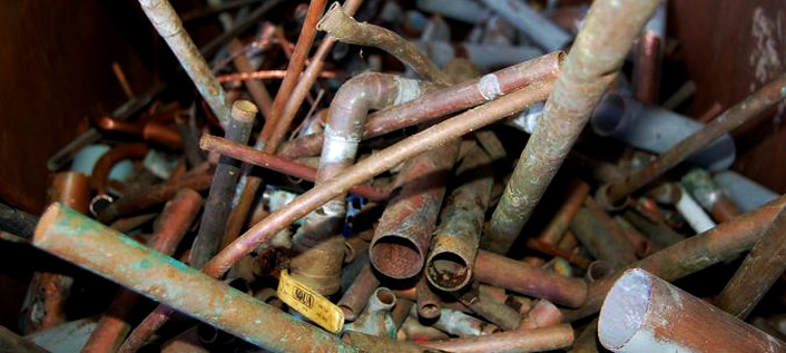 Photo of #2 Copper Tubing