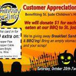 Customer Appreciation BBQ October 2012