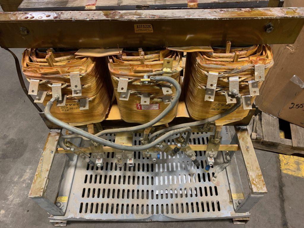 Photo of Aluminum Transformers