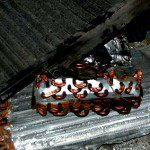 Aluminum/Copper Coil (Dirty)