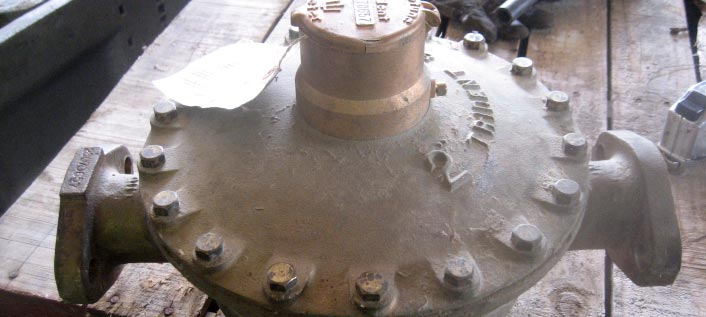 Photo of Brass Water Meter