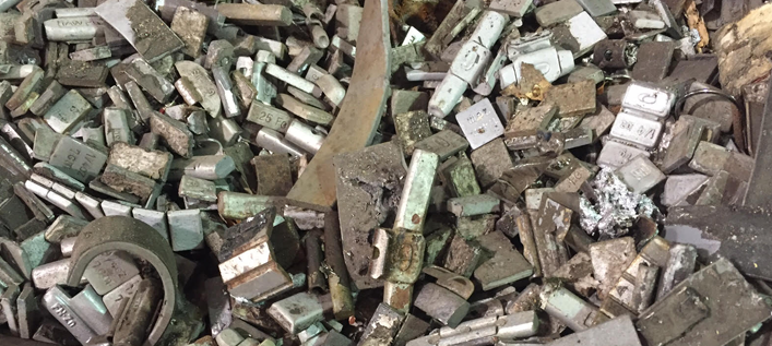 Photo of Lead Wheel Weights