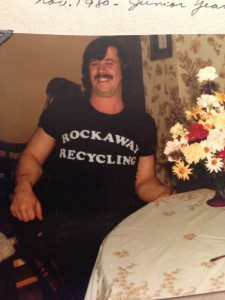 rockaway recycling history