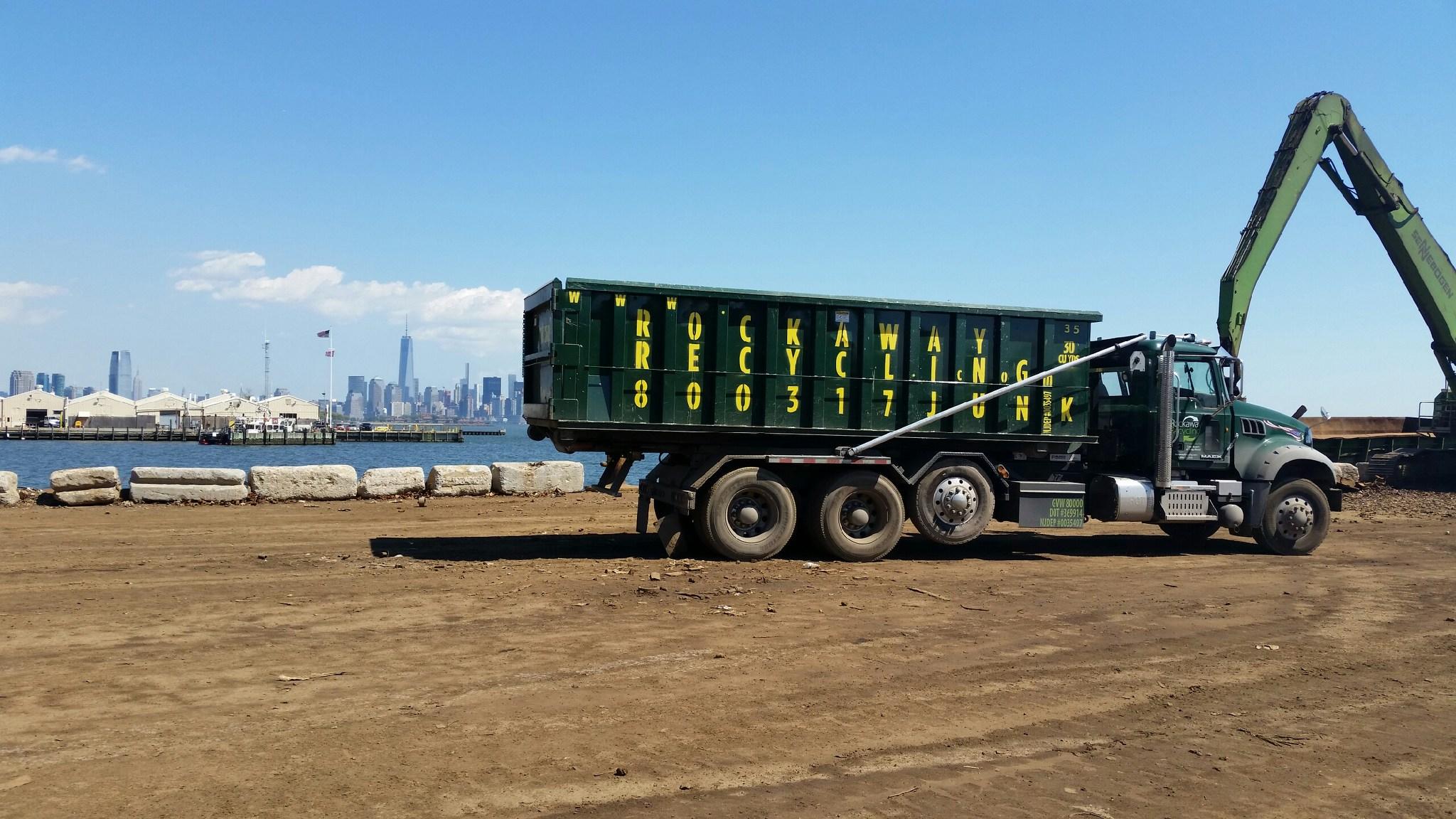 Rockaway Recycling - Scrap Metal Prices & New Jersey Scrap Yard