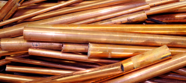 scrap metal copper prices in new jersey