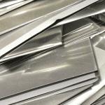 scrap aluminum litho plate