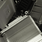 scrap metal aluminum heat sink
