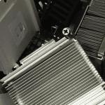 scrap metal aluminum heat sink