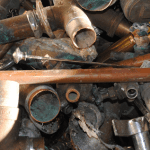 scrap metal brass