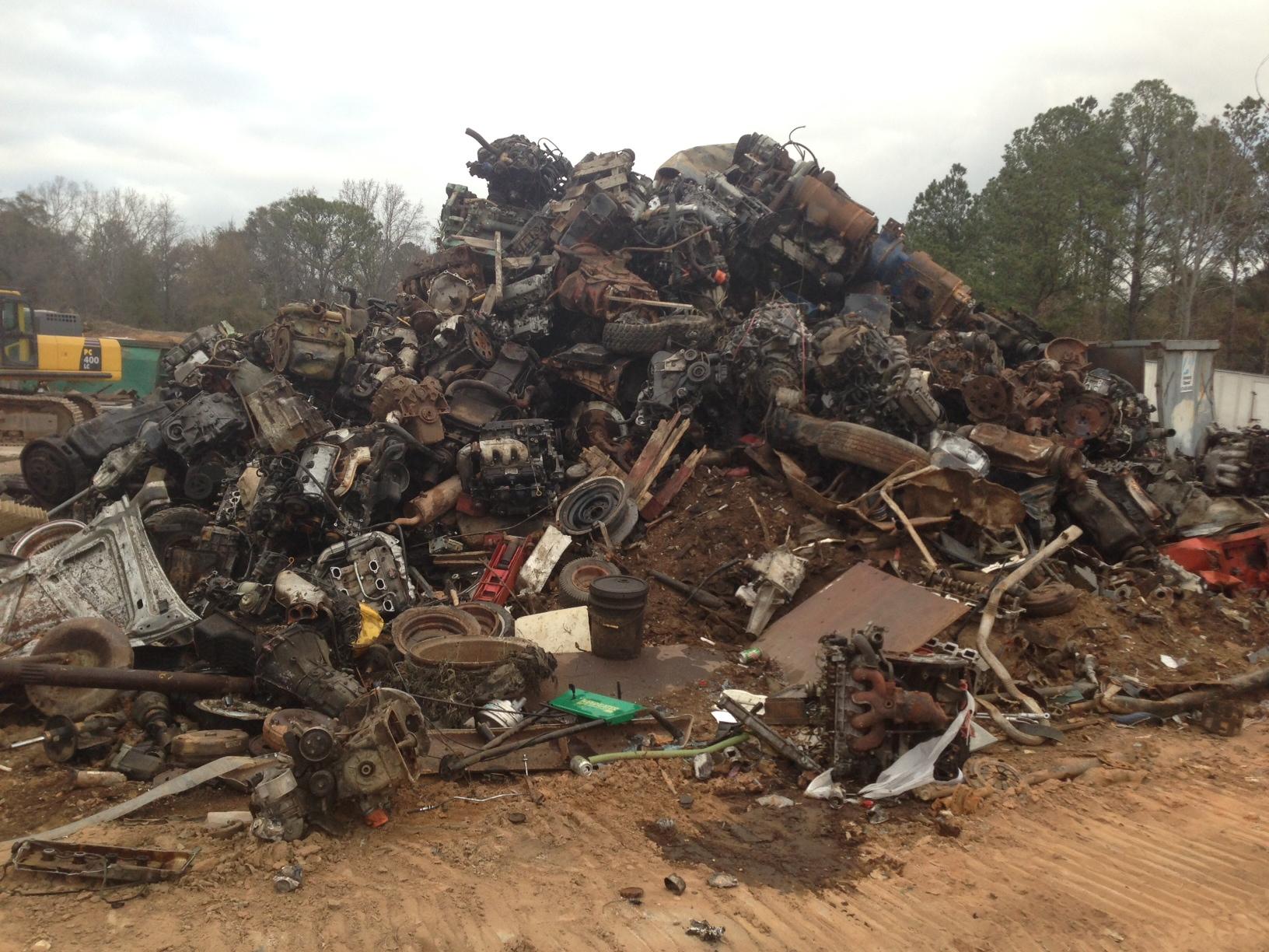 Current Metal Price Rockaway Recycling