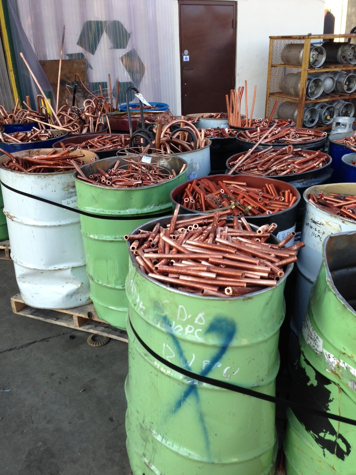 Copper Price Per Pound- Rockaway Recycling