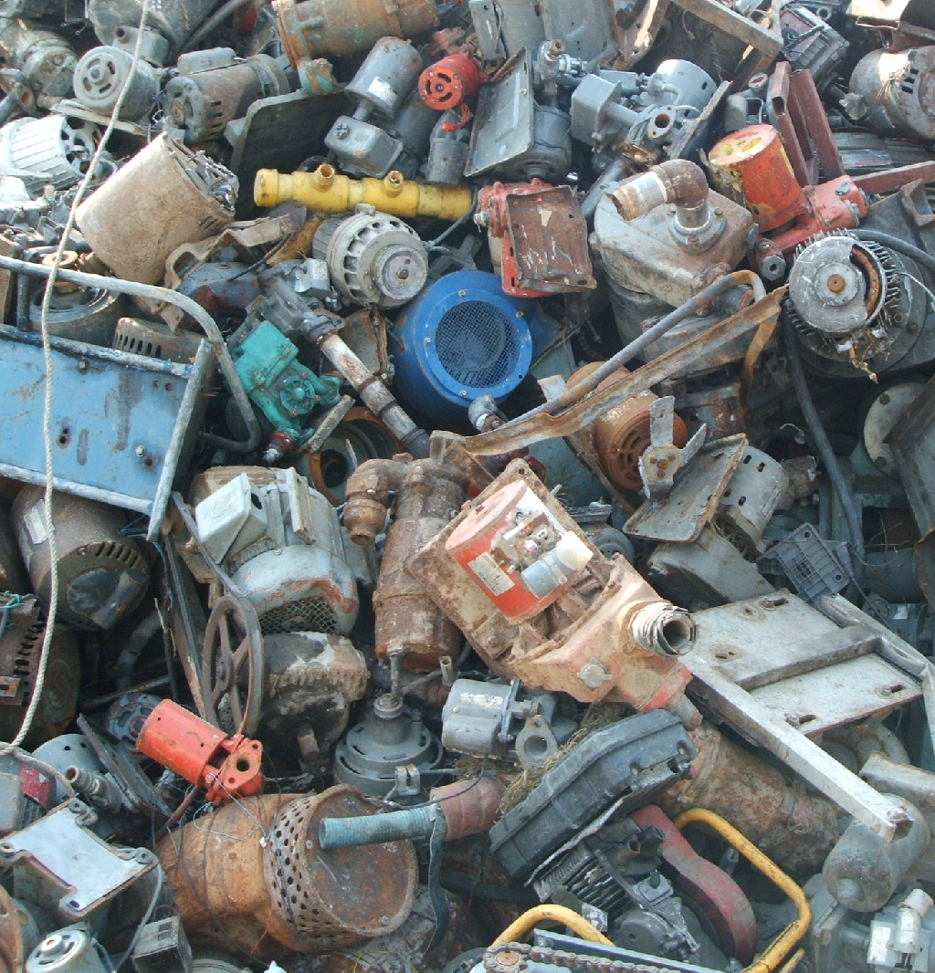 Scrap Metal Prices for NY - Rockaway Recycling