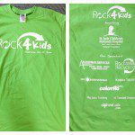 Rock 4 Kids Fundraiser A Success