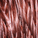 Stripped Copper Bare Bright Wire