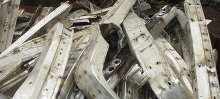 Catalytic Converter Scrap Price >> Aluminum Bumpers - Current Scrap Prices