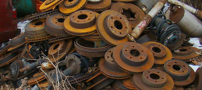 Brake Rotors Rockaway Recycling