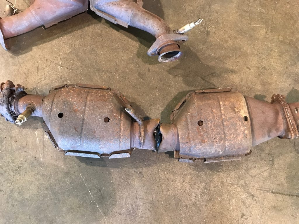 Catalytic Converter Prices >> Ford Cat Catalytic Converter Scrap Prices