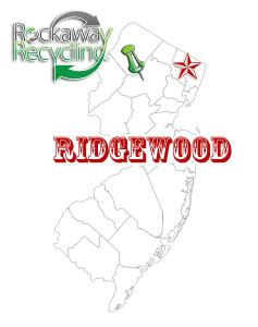 Scrap Metal Recycling Near Ridgewood NJ