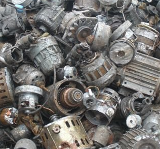 Electric motor scrap prices rockaway recycling for Electric motor price list