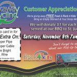 Customer Appreciation BBQ November 2013