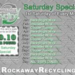 Saturday Specials 2014