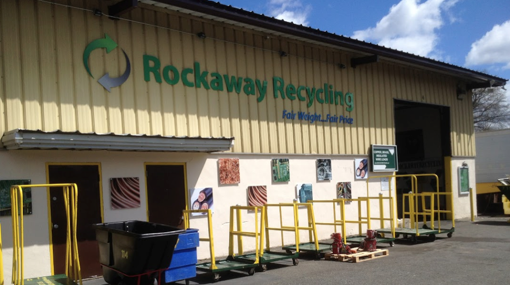 Union County Area Scrap Yard - Rockaway Recycling