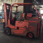 looking to buy old forklifts for scrap value, sometimes over scrap value