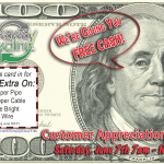 Customer Appreciation BBQ June 2014