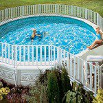 Scrapping an Above Ground Pool