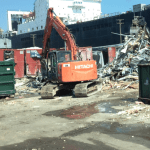 September Heat For Scrap Metal