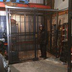 New Tool Cage, More Organization for Easier Work