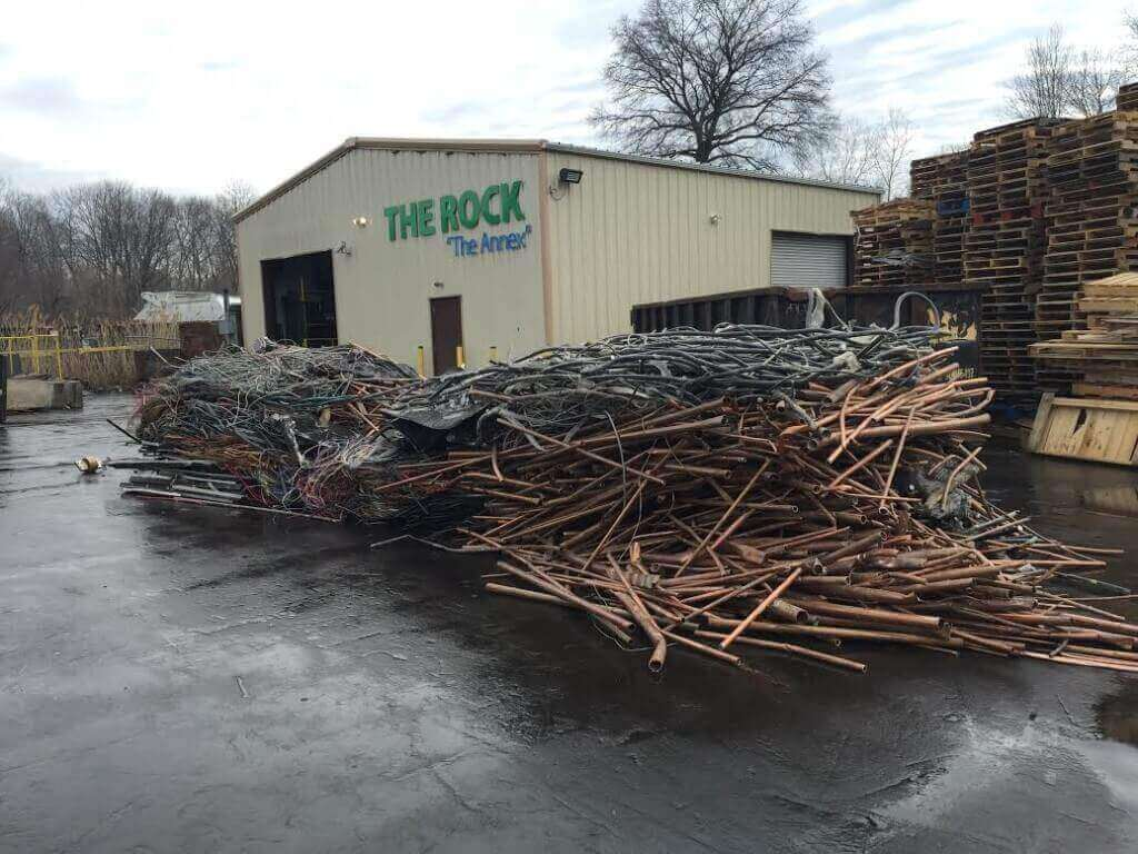 demolition scrap metal services in new jersey