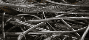Clean Aluminum Wire
