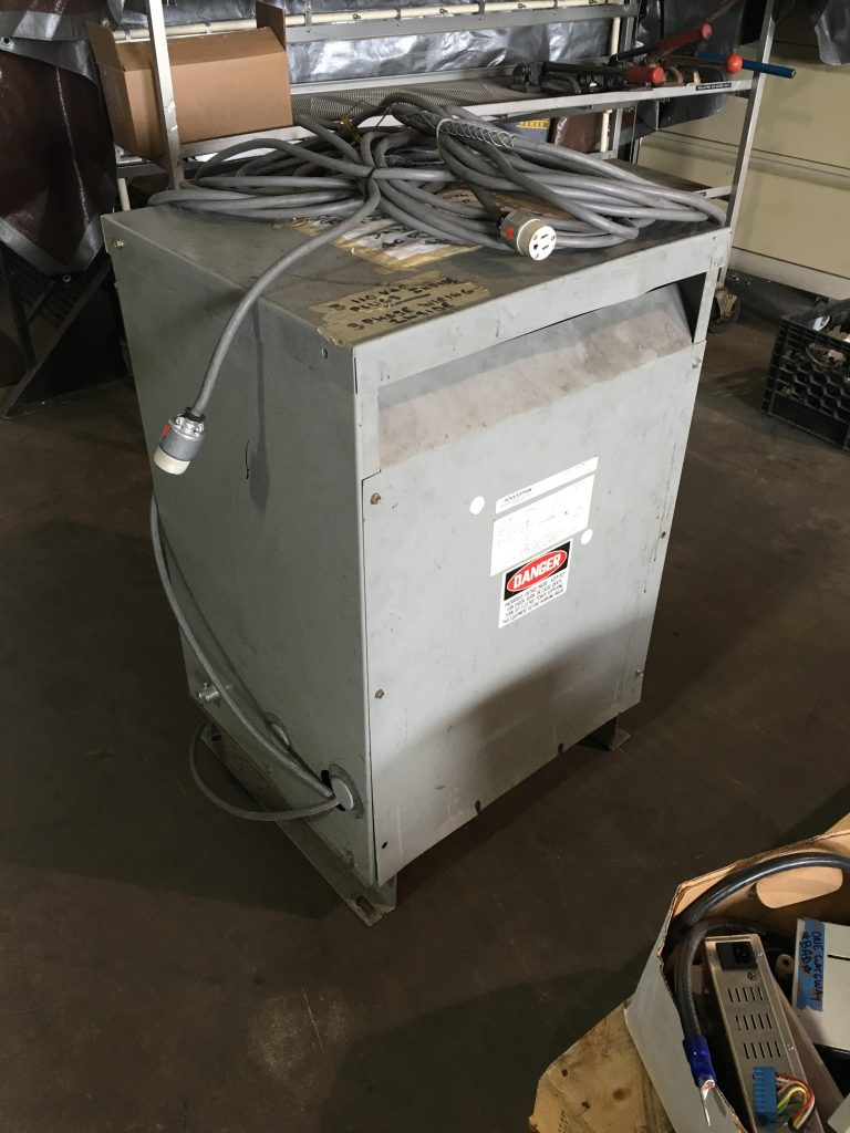 Aluminum Transformers for Scrap