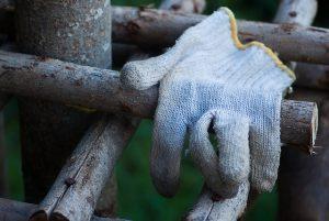 Extra work gloves